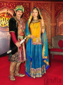 Jodha Akbar TV Serial :: Real Story of Jodha Akbar
